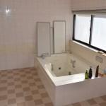 約4.5畳大の浴室。