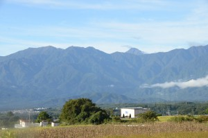南アルプス(北岳・鳳凰三山)