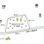 土地形状図。