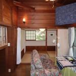 和室6畳から東方向を撮影