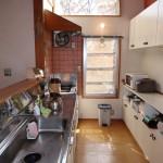 キッチンの北側から南方向を撮影