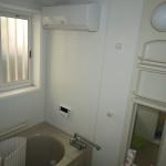浴室(追い炊き機能付き)(暖房乾燥機を本年6月に設置)