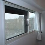 寒冷地用高断熱複合ガラスのインナーサッシ新規取付済み(2021.2.15)